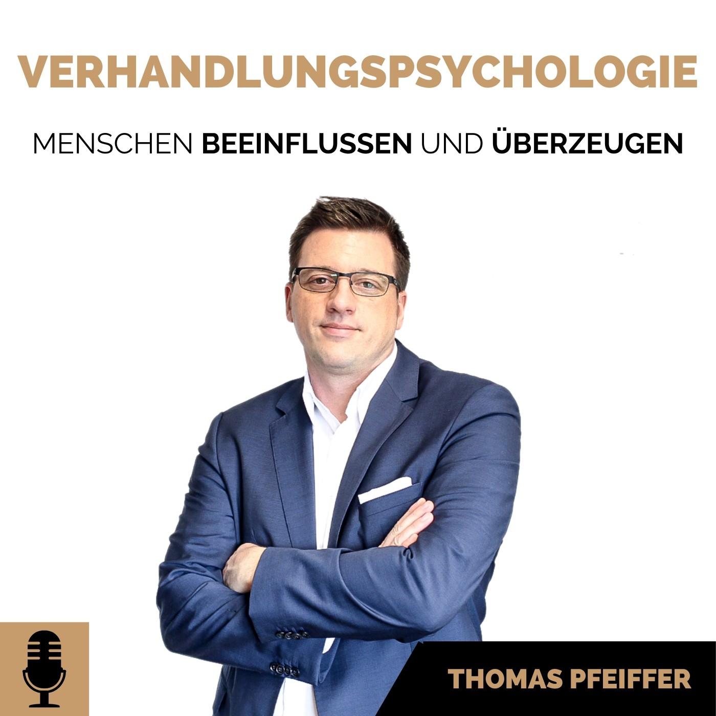 Verhandlungspsychologie - Menschen beeinflussen